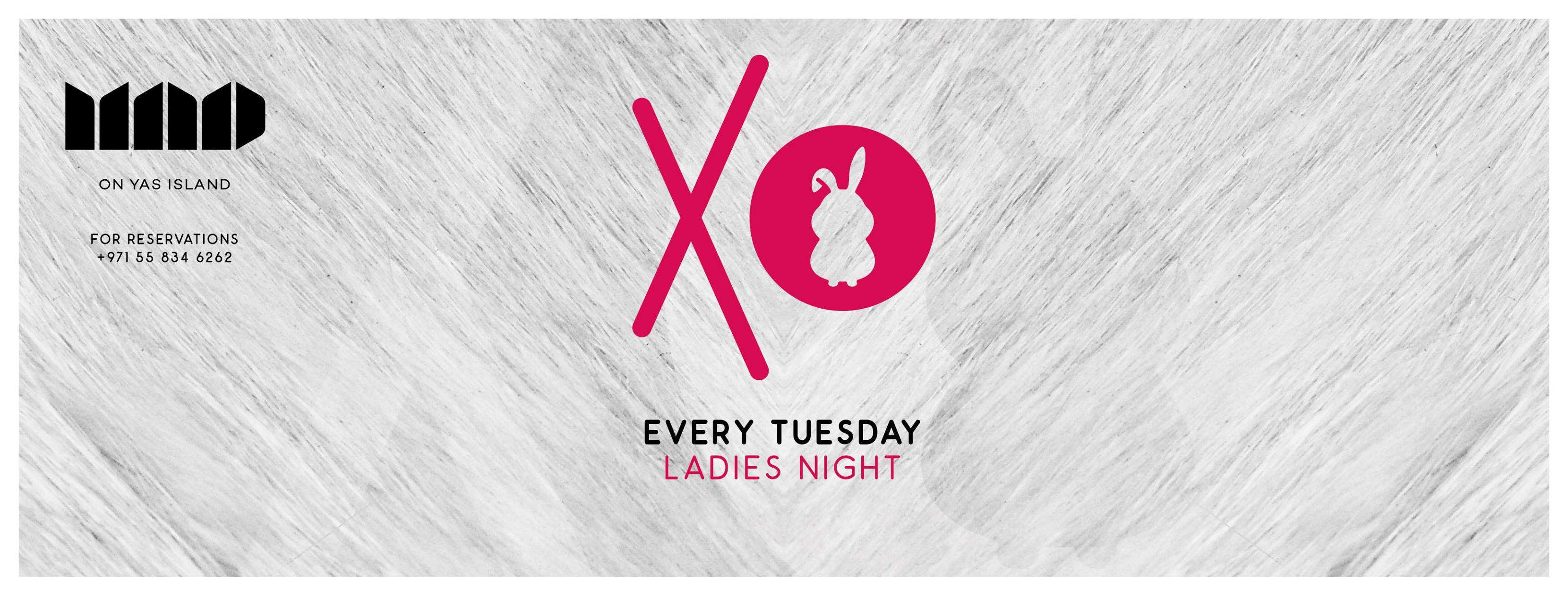 XO Tuesdays @ MAD on Yas Island